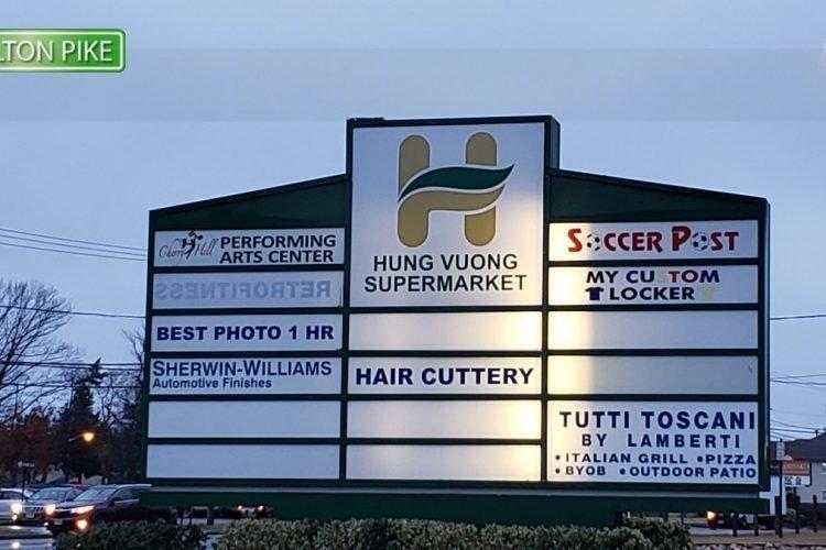 Hung Vuong Supermarket – Brace Road Station Developments