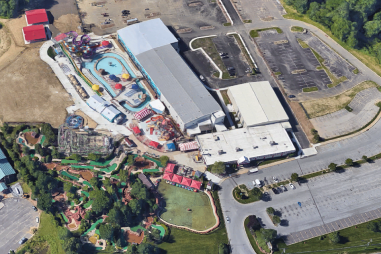 Mt Laurel's Funplex Amusement Center Applies For Hotel/Motel Liquor License.  Does Hotel Construction Start Soon?