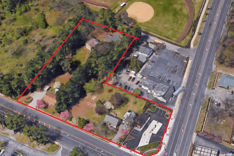 Super Wawa Approved For Gibbsboro At Clementon Rd And Lakeview Dr.