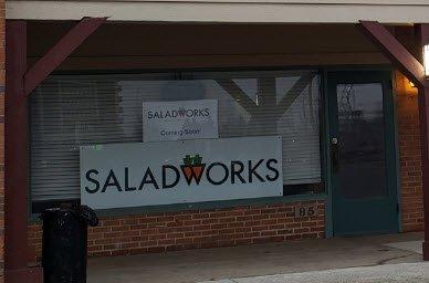 Saladworks Coming To Barclay Farms