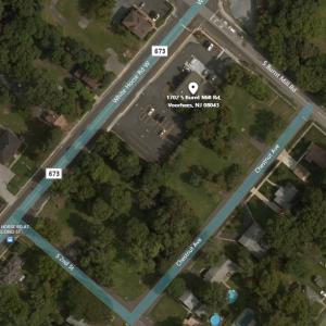 Bing Maps overhead