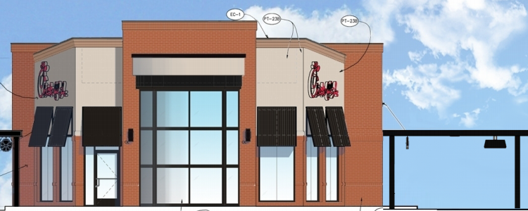 Upgrades To The Cherry Hill Chick Fil-A On Haddonfield Road