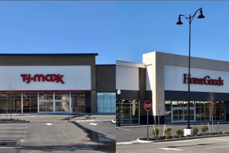 Hiring Has Started At Cherry Hill's Trader Joe's, HomeGoods And TJ Maxx Stores!  Core Construction Looks Complete!  Spring Openings Targeted