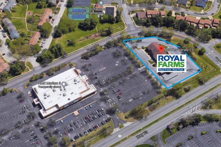 Royal Farms Marlton Opens July 30th.  Hiring In Process!